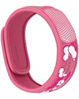 Parakito Mosquito Repellent Band - Colour : Pink Graffic