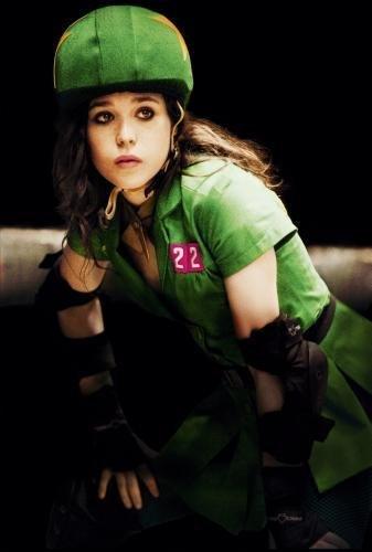 Whip It Movie Poster #01 Ellen Page