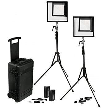 Amazon Westcott Peter Hurley Flex Led Mat 4 Light Kit Camera