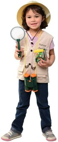 Classroom Career Outfit- Nature Explorer - Complete Set for Your Little Explorer [並行輸入品]