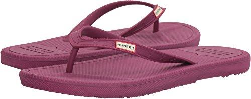 Hunter Women's Original Flip-Flop Bright Violet 7 M US