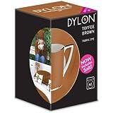 Dylon Machine Colorant 350g Brun Caramel au Beurre, Sel Inclus! Remise en vrac Disponible (1)