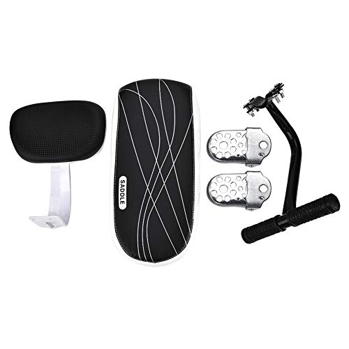 Zerone Bike Back Seat Accessories Set, Universal Bicycle Rear Seat Cushion Armrest Footrest Set, Kid Child Safety Bicycle Rear Seat Cushion Armrest Footrest Set: Amazon.co.uk: Sports & Outdoors