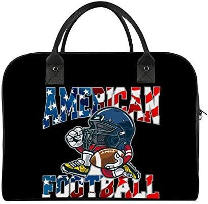 ボストンバッグ キャリーオン 大容量 トラベルバック 旅行 アメリカ フットボール ラグビー 肩掛け 手提げ ガーメントバッグ フライトバッグ スポーツ ジム ショルダー付き 旅行バッグ ジムバッグ 機内持ち込み