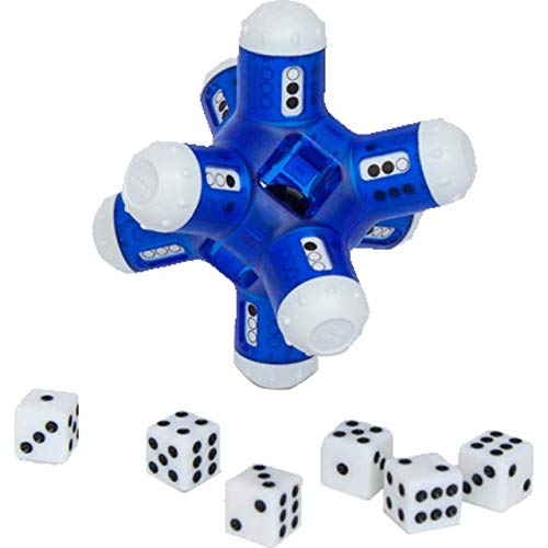 Project Genius Recent Toys Collection Brainteasers - Brain Dice Brain Teaser Puzzle, Assorted ()