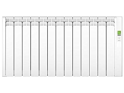 Rointe KRN1430RAD2 - Radiador eléctrico bajo consumo (RAL 9010, 1430 W, 240 V