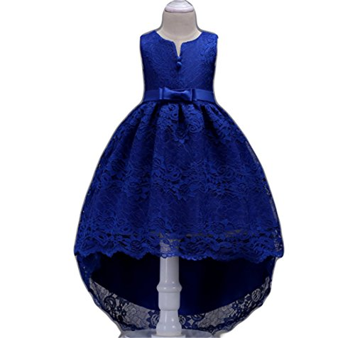 Big Girl Dress Size 6 8 Years 10T Formal Special Occasion Wedding Party Birthday Princess Teen Pageant Elegant Cute Gift Girl Dresses Size 10/12 Sleeveless Knee Length 10-12 Years (Navy (Special Occasion Gifts)