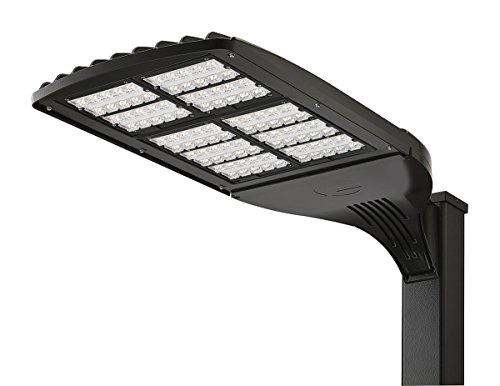 (Acuity Brands Lighting - DSX2 LED P2 50K T5M MVOLT SPA DDBXD - 185 Watt Area Light, 25, 290 Lumens, 5000K Color Temp, 100, 000 hr. Fixture Rated Life)