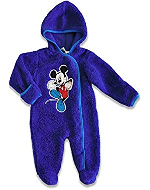 Mickey Mouse Hooded Pram