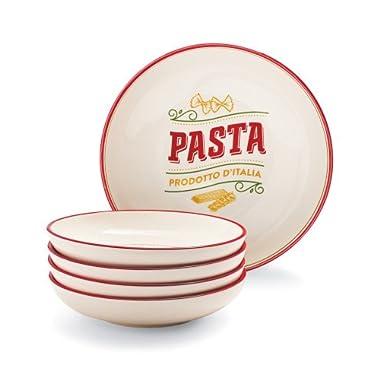 Sur La Table Five-Piece Pasta Bowl Set H3601-BW12-5PC