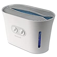 - Easy-Care Top Fill Cool Mist Humidifier, White, 16 7/10w x 9 4/5d x 12 2/5h