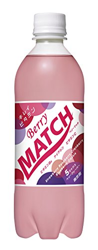 500mlX24 this Otsuka Foods Berry match by Otsuka Foods