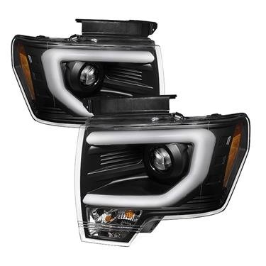 09 ford f150 headlights - 9