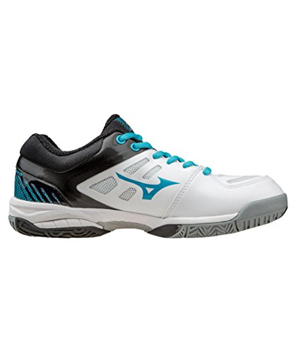 Exceed 902 SL Tennis Women's Wave AC blau Shoes Mizuno weiss Z6fxqpwzw