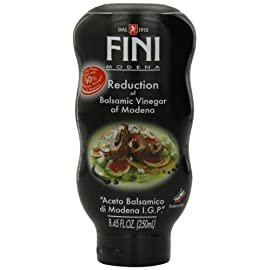 Fini Balsamic Glaze, 8.45 Ounce Bottles 2 Shelf Stable Only Natural Ingredients Tastes Great