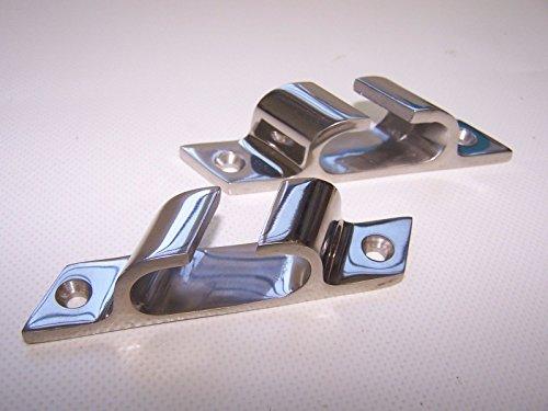 Pair (2) of Stainless Steel 4-1/2