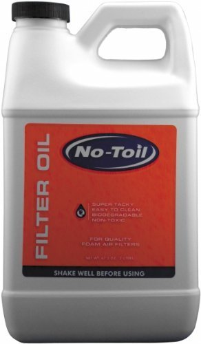 No Toil Air Filter Oil - 1/2 Gal. NT218 by No-Toil