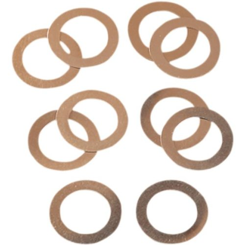 Cam Shims (Eastern Motorcycle Parts A-6771 Cam Shims for Cam Gears - .015in. for Cam Gears #1, 3 and 4)