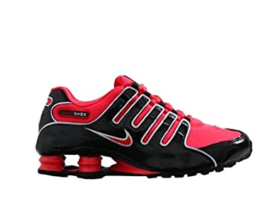 hot sale online 29205 b945c Amazon.com   Nike Women s Shox NZ Running Shoe   Road Running