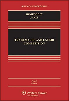 The Law of Unfair Competition, Trademarks and Monopolies