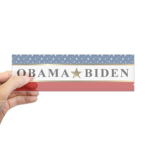 - CafePress Obama Biden Star 2012 Sticker (Bumper) 10