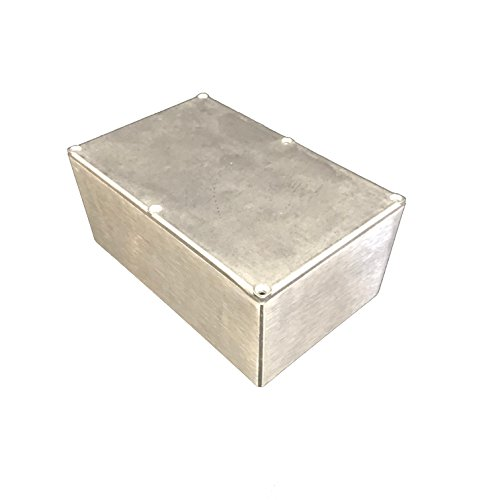 - BUD Industries CU-347 Aluminum Econobox – Lightweight, Abrasion Resistant Electric Box for Electrical Applications. Metal Enclosures