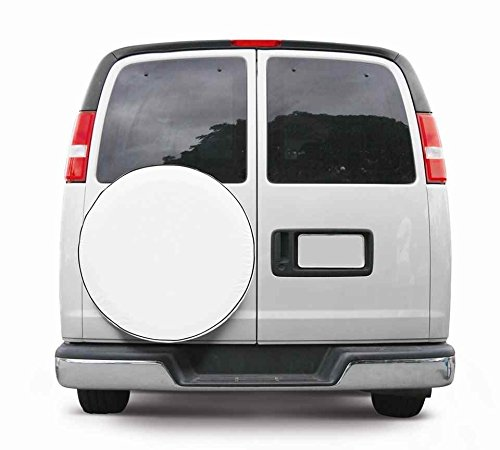 Classic Accessories OverDrive Custom Fit Spare Tire Cover, Grey