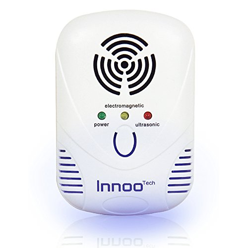 Innoo Tech Pest Control – Ultrasonic Pest Repeller Electronic with Latest Dual Wave Brands for All Kind of...