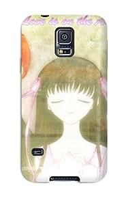 MacMillanWallacee Snap On Hard Case Cover Kyo, Tohru And Yuki Protector For Galaxy S5