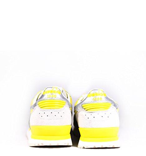 Calzature Donna DIADORA sneaker glitterata Amarillo