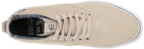 Homme Skateboard green Mt gum Etnies De Jameson Vulc White Chaussures STWq6Yw