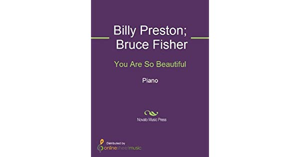 You Are So Beautiful English Edition Ebook Billy Preston Bruce