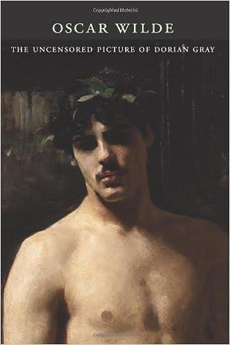 Amazon.com: The Uncensored Picture of Dorian Gray (9780674066311): Oscar  Wilde, Nicholas Frankel: Books
