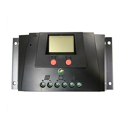 Bioenno Power 12V/24V, 20A Universal Solar Charge Controller (SC-122420JUD)