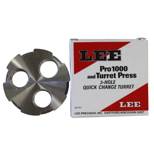 Lee Precision 3 Hole Turret (Iii Turret)