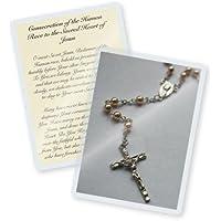 TruLam 7 Mil Mini Prayer Card Laminating Pouches 2-3/4 x 3-3/4 Inches, 100 per Box (LP07PRMN)
