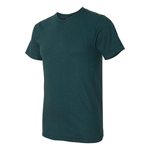 uomo Forest da Maglietta Apparel American Green qwztaUY
