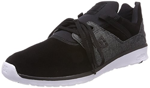 Zapatillas para Wash Schwarz Se Bw8 DC Shoes Heathrow Hombre Negro gAqgHwvn