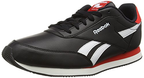 Royal Reebok Nero Black Scarpe Red White da Fitness Riot Cl Jog Uomo 2l rrzd8q