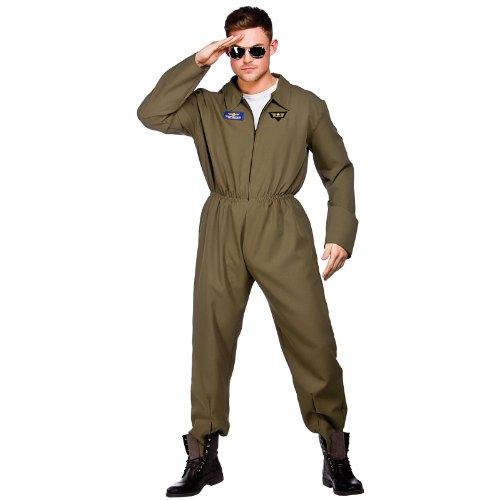 Top Shot Pilot (Fighter Pilot Outfit)