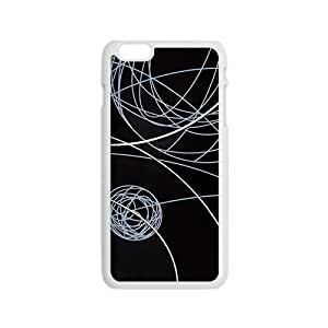 Abstract white line design Phone Case for Iphone 6