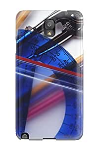For Galaxy Note 3 Tpu Phone Case Cover(school Supplies) by supermalls