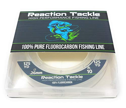 (Reaction Tackle Fluorocarbon 12LB 125 Yd)