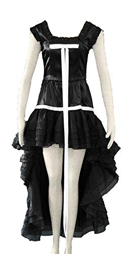 CHIUS Cosplay Costume Elda Chii Outfit Dress Black Set Version 1