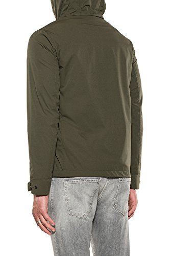 Verde Poliestere Outerwear Giacca Wocps2665pr054161 Woolrich Uomo w4F8TXqa