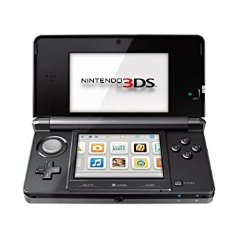 Amazon.com: NINTENDO 2200049 CONSOLE 3DS 2GB COSMO NERO ...