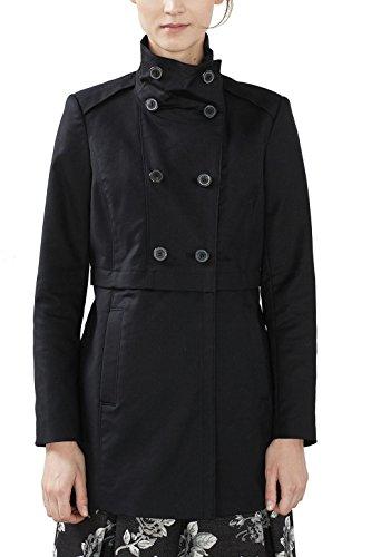 Manteau Black Collection Femme ESPRIT Noir 785IwqBq