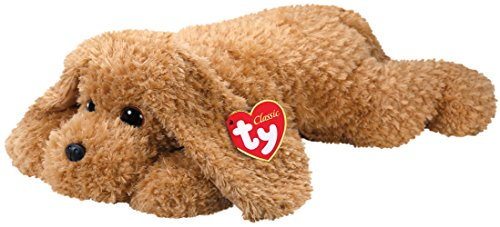 TY Classic Plush - BAYLEE the Dog (EXTRA LARGE Version - 34 Inches) ()