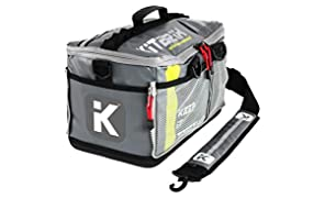 KITBRIX Organized Sports Gear Kit Bag - Football Rugby OCR Triathlon Transition Bag Swimming Cycling Running