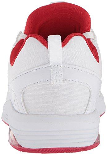 Red Tx white Se Heathrow Dcadjs200012 Donna Dc athletic White Ia qHzAOCt7xw
